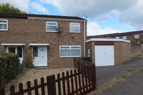 25 Buttington Road, Chepstow, NP16 7AN, South Wales - End of Terrace / 3 bedroom end of terrace house for sale / £160,000