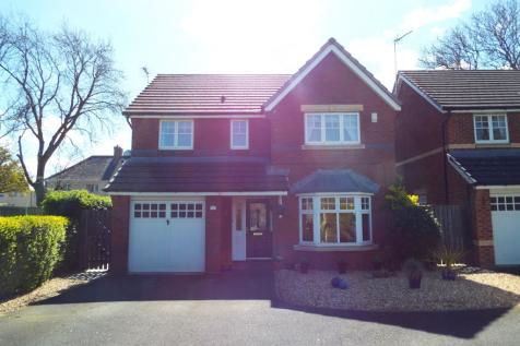 Acacia Court, Llay, Wrexham, Wrecsam, LL12 0TX, North Wales - Detached / 4 bedroom detached house for sale / £230,000