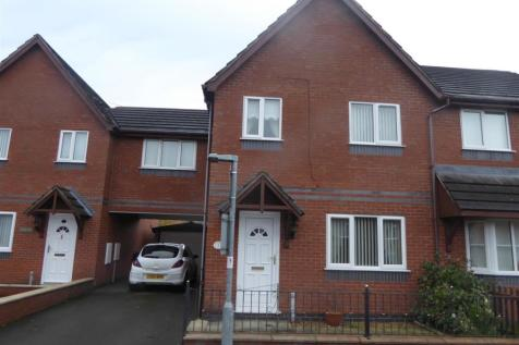 Moreton Street, Johnstown, Wrexham, LL14 2AE, North Wales - Mews / 4 bedroom mews house for sale / £149,950