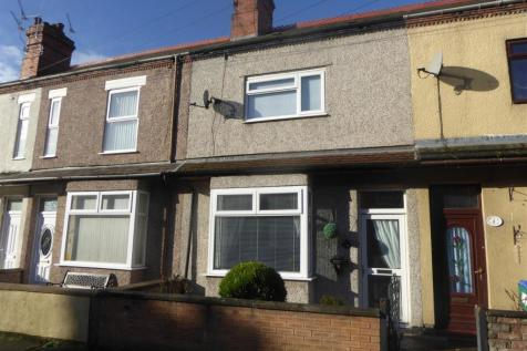Empress Road, Wrexham, LL13 7UN, North Wales - Terraced / 3 bedroom terraced house for sale / £107,950
