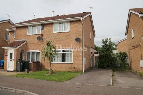 Brython Drive, St Mellons, Cardiff, CF3 0LR, South Wales - Semi-Detached / 2 bedroom semi-detached house for sale / £135,000