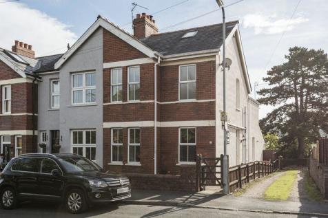 Uskvale Drive, Newport, NP18 1NL, South Wales - End of Terrace / 3 bedroom end of terrace house for sale / £270,000