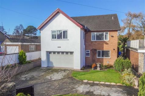Llanfair Road, Ruthin, LL15 1BY, North Wales - Detached / 4 bedroom detached house for sale / £325,000