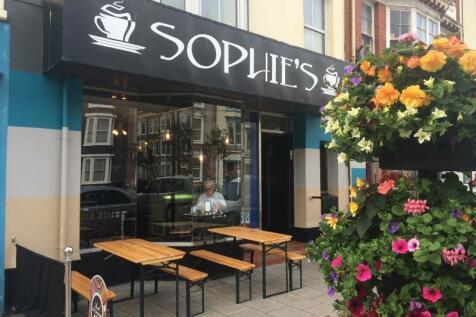 North Parade, Aberystwyth, Dyfed, Ceredigion, Mid Wales, SY23 - Cafe / Cafe for sale / £185,000