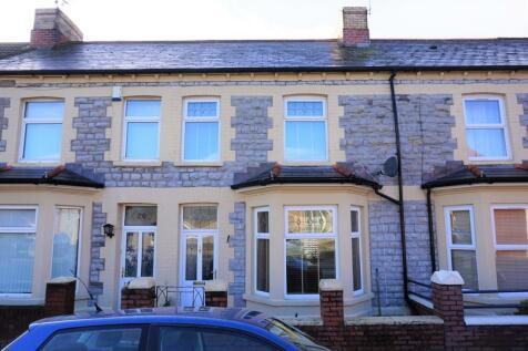 Castleland Street, Barry, CF63, South Wales - Terraced / 3 bedroom terraced house for sale / £140,000