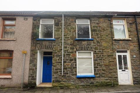 Morgannwg Street, Pontypridd, CF37, South Wales - Terraced / 3 bedroom terraced house for sale / £60,999