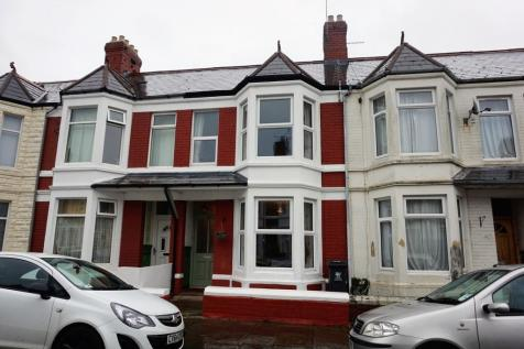 Brithdir Street, Cardiff, CF24, South Wales - Terraced / 3 bedroom terraced house for sale / £230,000