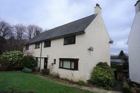 Maes Hyfryd, Beaumaris, LL58, North Wales - Semi-Detached / 3 bedroom semi-detached house for sale / £160,000