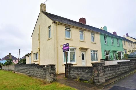 Bron Y Dre, Cardigan, SA43, Mid Wales - Semi-Detached / 3 bedroom semi-detached house for sale / £137,500