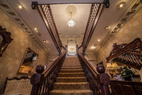 Room 303, Northop Hall Country House Hotel, Chester Road, CH7, North Wales - Hotel Room / Hotel room for sale / £69,950