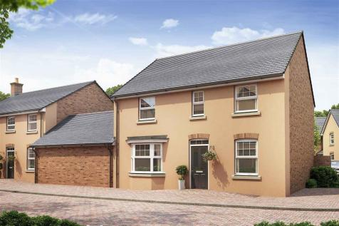 Wonastow Road, Monmouth, NP25, South Wales - Detached / 4 bedroom detached house for sale / £318,995