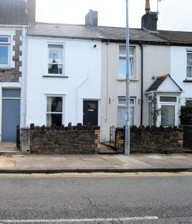 Clive Road, Canton, Cardiff, CF5 1HJ, South Wales - Terraced / 2 bedroom terraced house for sale / £175,000