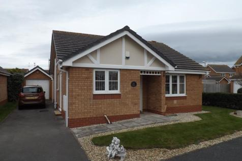 Lon Glanfor, Abergele, Conwy, LL22 9YQ, North Wales - Bungalow / 2 bedroom bungalow for sale / £155,000