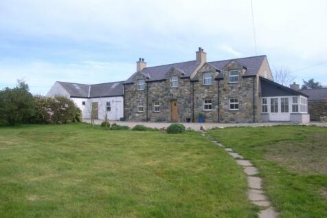 Tal Y Maes Mawr, Nebo, Caernarfon, Gwynedd, LL54 6RY, North Wales - Detached / 4 bedroom detached house for sale / £350,000
