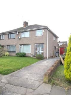 Oakwood Avenue, Penylan, Cardiff, Caerdydd, CF23, South Wales - Semi-Detached / Semi-detached house for sale / £225,000