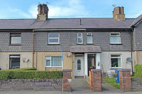 Tanrhiw Road, Tregarth, North Wales, LL57 4AH - Terraced / 3 bedroom terraced house for sale / £129,950