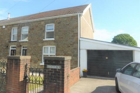 Station Road, Llangynwyd, Maesteg, Bridgend. CF34 9TF, South Wales - Not Specified / 4 bedroom property for sale / £159,995