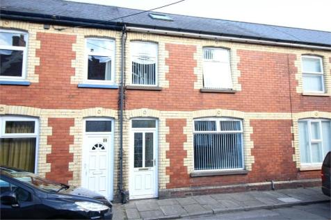Florence Place, Griffithstown, Pontypool, NP4 5DN, South Wales - Terraced / 3 bedroom terraced house for sale / £126,500