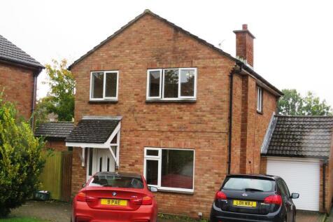 Grimson Close, Sully, PENARTH, CF64 5UX, South Wales - Detached / 4 bedroom detached house for sale / £299,995