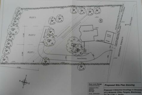 3 Britannia Villas, Pengam, Blackwood, NP12 3TF, South Wales - Land / Land for sale / £95,000