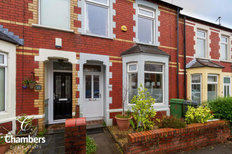 Wauntreoda Road, Whitchurch, Cardiff, CF14 1HS, South Wales - Terraced / 3 bedroom terraced house for sale / £235,000