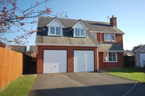 Clos Dafydd, Llanbadarn fawr, Aberystwyth, SY23 3GE, Mid Wales - House / 5 bedroom house for sale / £349,950