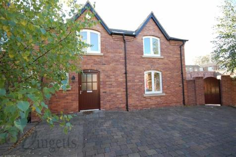 Grove Mews, Wrexham, Wrexham, LL11 1DY, North Wales - Mews / 3 bedroom mews house for sale / £189,950