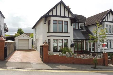 The Grove, Merthyr Tydfil, CF47 8YR, South Wales - Semi-Detached / 4 bedroom semi-detached house for sale / £315,000