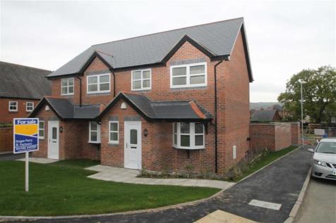 Maes Chwarae, Churchstoke, SY15 6DN, Mid Wales - Semi-Detached / 3 bedroom semi-detached house for sale / £164,950