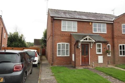 Bryn Y Pys Court, Overton, Wrexham, LL13 0EJ, North Wales - End of Terrace / 2 bedroom end of terrace house for sale / £100,000