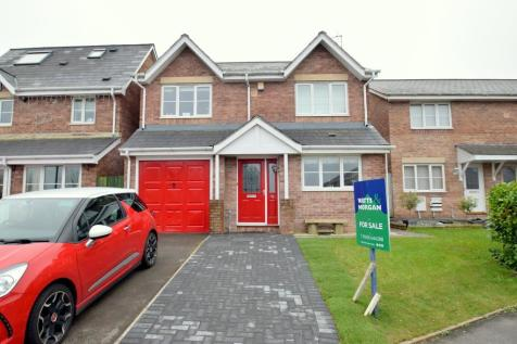 15 Llys Pentre, Broadlands, Bridgend, Bridgend County Borough, CF31 5DY, South Wales - Detached / 4 bedroom detached house for sale / £209,950