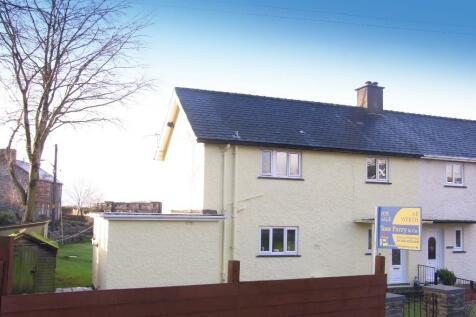 Blaenau Ffestiniog, Gwynedd, LL41, North Wales - Semi-Detached / 3 bedroom semi-detached house for sale / £139,000