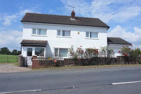 Monmouth Road, Raglan, Monmouthshire, NP15 2EU, South Wales - Detached / 3 bedroom detached house for sale / £375,000