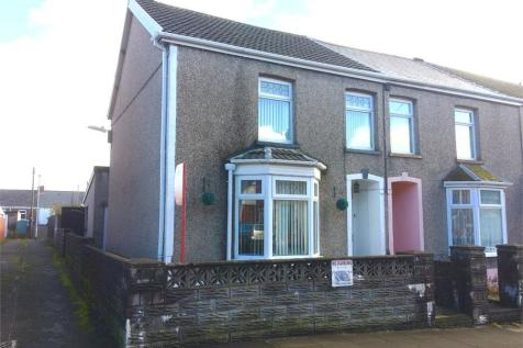 Coronation Street, Aberkenfig, Bridgend, Mid Glamorgan, CF32 9PS, South Wales - End of Terrace / 3 bedroom end of terrace house for sale / £149,950