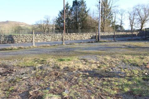 Land Near Tyn Pistyll Garage, Station Road, Trawsfynydd, Gwynedd, LL41 4TA, North Wales - Land / Land for sale / £35,000
