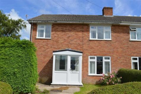 6, Maes Gwastad, Adfa, Newtown, Powys, SY16, Mid Wales - Semi-Detached / 3 bedroom semi-detached house for sale / £105,000