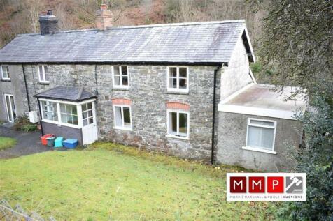 1, Glandwr, Talerddig, Llanbrynmair, Powys, SY19, Mid Wales - Semi-Detached / 2 bedroom semi-detached house for sale / £40,000