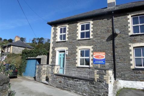 Primrose Hill, Aberystwyth, Ceredigion, SY23, Mid Wales - Terraced / 3 bedroom terraced house for sale / £179,950