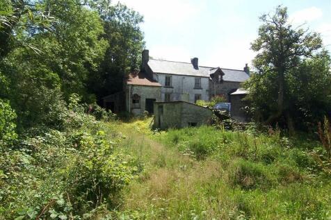 Pentre, Tregaron, Ceredigion, SY25, Mid Wales - Semi-Detached / 2 bedroom semi-detached house for sale / £70,000
