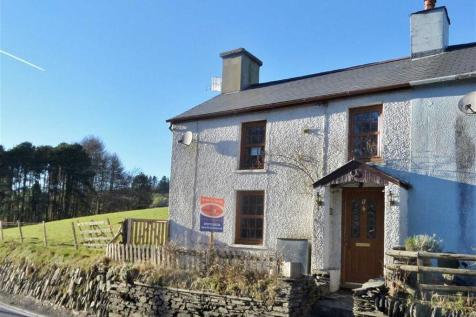 New Row, Aberystwyth, Ceredigion, SY23, Mid Wales - Cottage / 1 bedroom cottage for sale / £67,500
