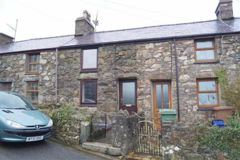 Tan Y Fynwent, Llanaelhaearn, Gwynedd, LL54 5AW, North Wales - Terraced / 1 bedroom terraced house for sale / £86,000
