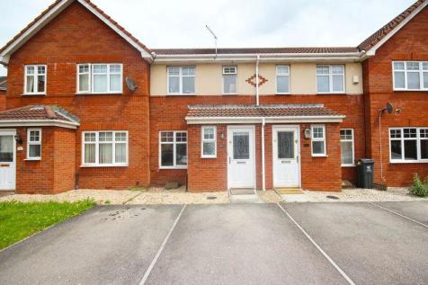 Cwrt Coles, Pengam Green, CF24 2RY, South Wales - Terraced / 2 bedroom terraced house for sale / £160,000