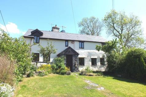 Penmachno, Conwy, LL24 0YR, North Wales - Cottage / 3 bedroom cottage for sale / £225,000