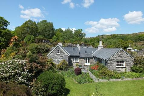 Dolwyddelan, Lledr Valley, LL25 0PQ, North Wales - Country House / 5 bedroom country house for sale / £625,000