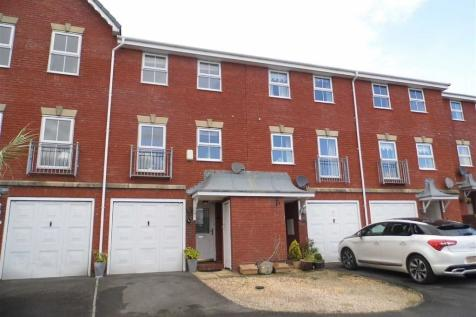 Rhodfa Sweldon, The Waterfront, Barry, CF62 5AD, South Wales - Town House / 3 bedroom town house for sale / £210,000