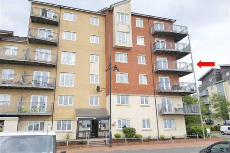 Glan Y Mor, The Waterfront, Barry, CF63 4BB, South Wales - Apartment / 2 bedroom apartment for sale / £144,950