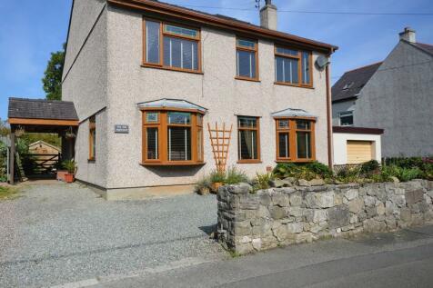Coedwig Terrace, Penmon, North Wales, LL58 8SL - Detached / 5 bedroom detached house for sale / £265,000