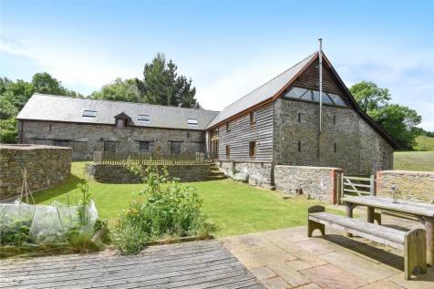 Clyro, Hereford, Powys, HR3 5JJ, Mid Wales - Barn Conversion / 5 bedroom barn conversion for sale / £895,000