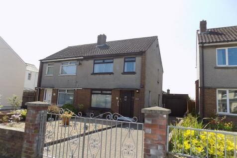 Litchard Cross, Litchard, Bridgend. CF31 1NY, South Wales - Semi-Detached / 3 bedroom semi-detached house for sale / £134,950