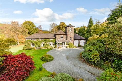 Pennal, Machynlleth, SY20 9DT, Mid Wales - Detached / 3 bedroom detached house for sale / £675,000